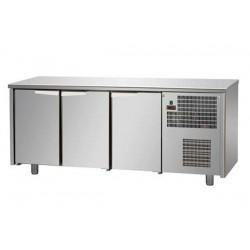 Tavolo Refrigerato GN 1/1  3 porte prof. 70 cm