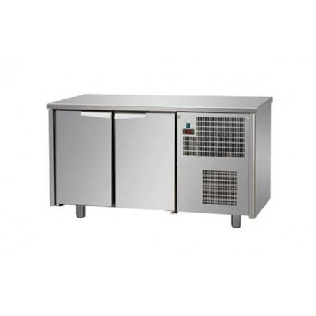tavolo refrigerato 2 porte prof 80 cm dom macchine alimentari. Black Bedroom Furniture Sets. Home Design Ideas