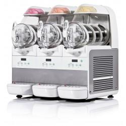 Erogatore gelato - creme fredde tripla vasca