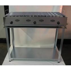 Barbecue 3 fuochi a gas GPL