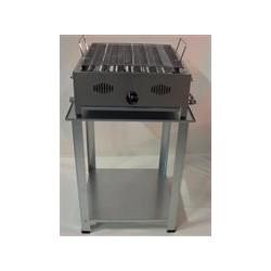 Barbecue 1 fuoco a gas GPL