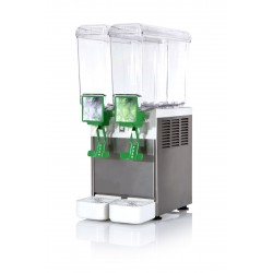 Erogatore di bevande fredde 2 gusti vasca 5/8 litri