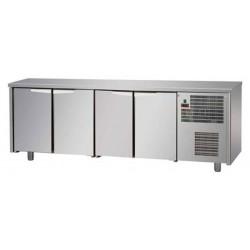 Tavolo Refrigerato GN 1/1  4 porte prof. 70 cm