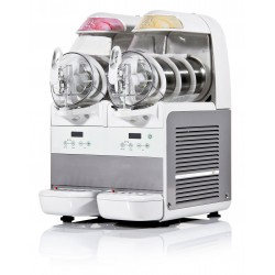 Erogatore gelato - creme fredde doppia vasca