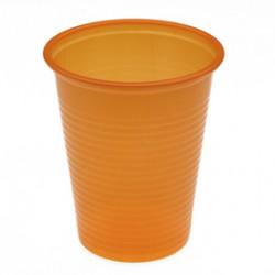 Bicchiere Monouso Arancione