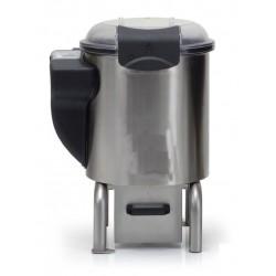 Puliscicozze 5 kg con cassetto e filtro monofase