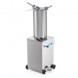 Insaccatrice Idraulica Verticale 15 litri PLUS