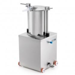 Insaccatrice Idraulica Verticale 50 litri PLUS