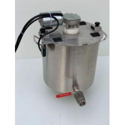 Pentola Mescolatrice capacità 98 litri
